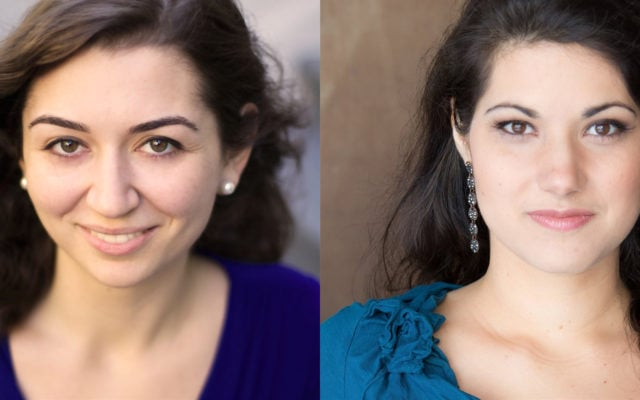"Headshots of some of the soloists of ""A Night at the Opera."""