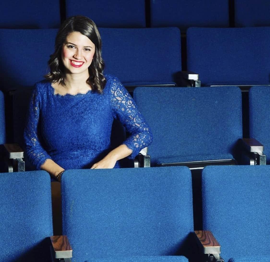 Promotional image of Miriam Edelstein.