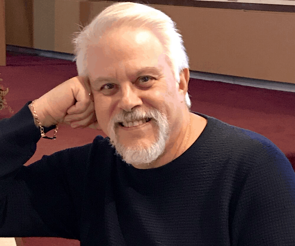 Photograph of Ron Levy, pianist.